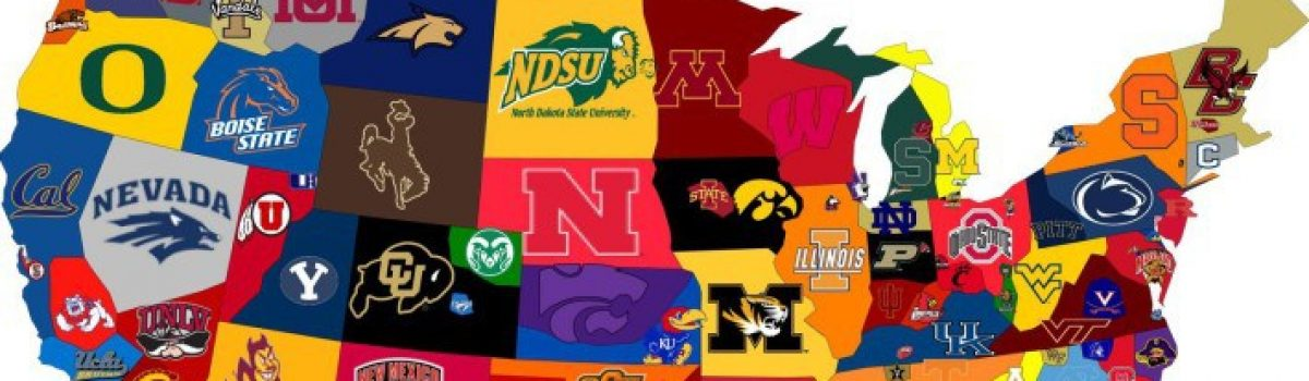 Wear your College T Shirt on Friday